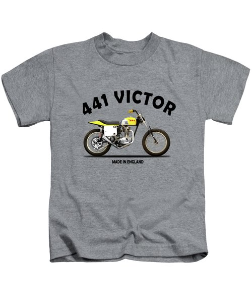 The Bsa 441 Victor Kids T-Shirt