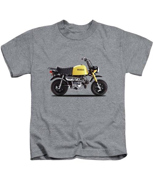 The Monkey Bike Kids T-Shirt