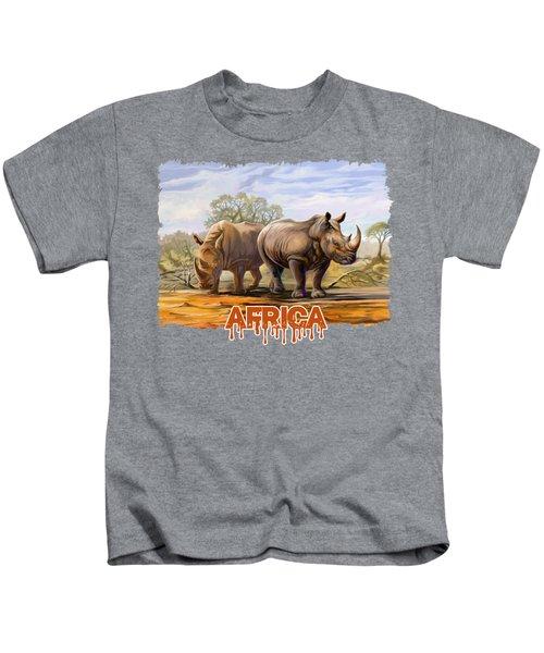 Being Big Kids T-Shirt