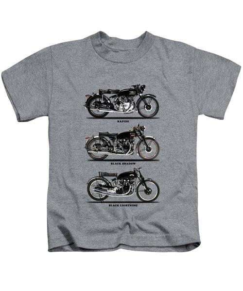 The Vincent Collection Kids T-Shirt
