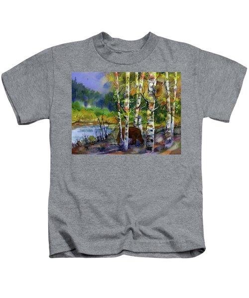 Aspen Bears #2 Kids T-Shirt