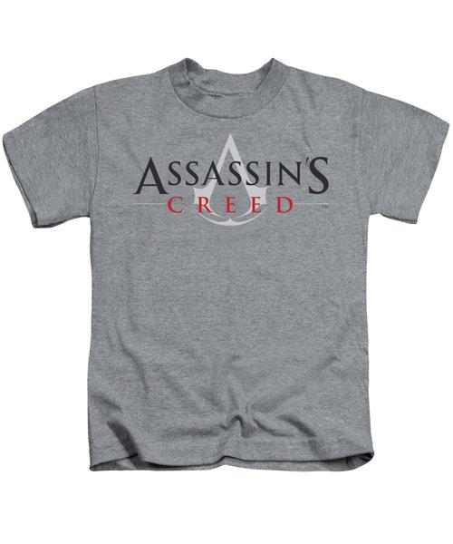 Assassins Creed Logo Kids T-Shirt