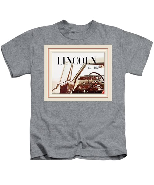 Automotive Art 66 Kids T-Shirt