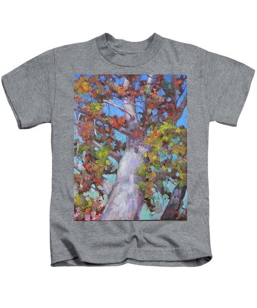Autumn Oak Kids T-Shirt