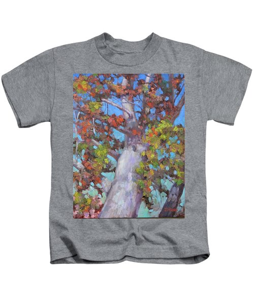 Autumn Oak Kids T-Shirt