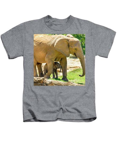 Baby's Safe House Kids T-Shirt