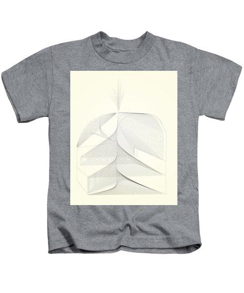 Barn Ramp Construct Kids T-Shirt