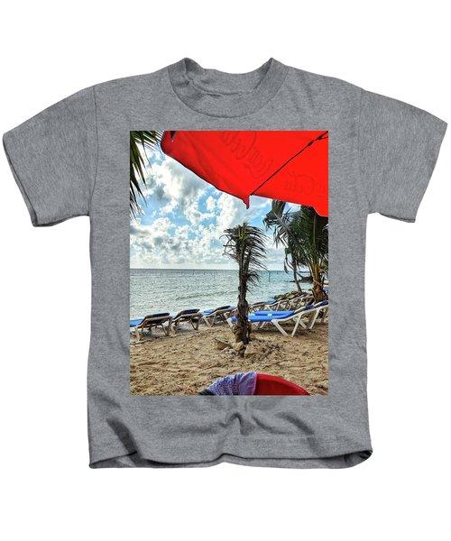 Beach Love Kids T-Shirt
