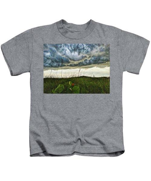 Beautiful Storm Kids T-Shirt