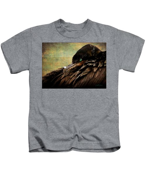 Beauty Is In The Eye -2 Kids T-Shirt