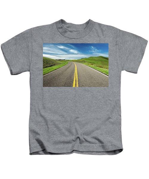 Beaver Creek Road Kids T-Shirt