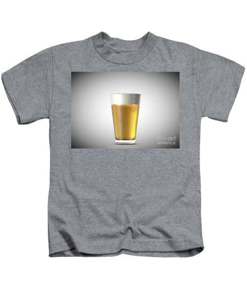 Beer Pint Kids T-Shirt