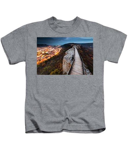 Between Epochs Kids T-Shirt