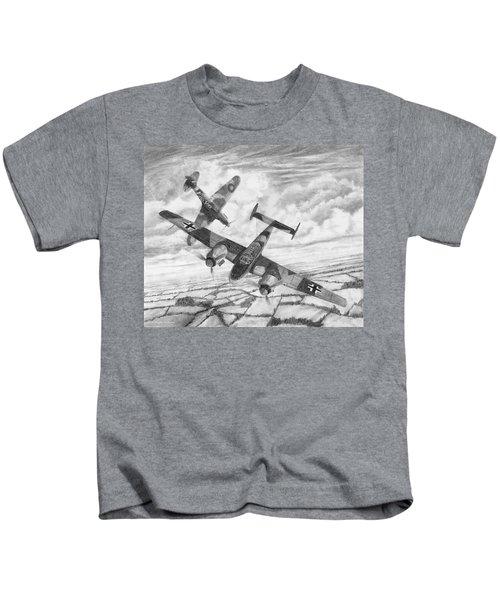 Bf-110c Zerstorer Kids T-Shirt