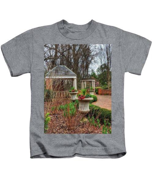 Bits Of Green Kids T-Shirt