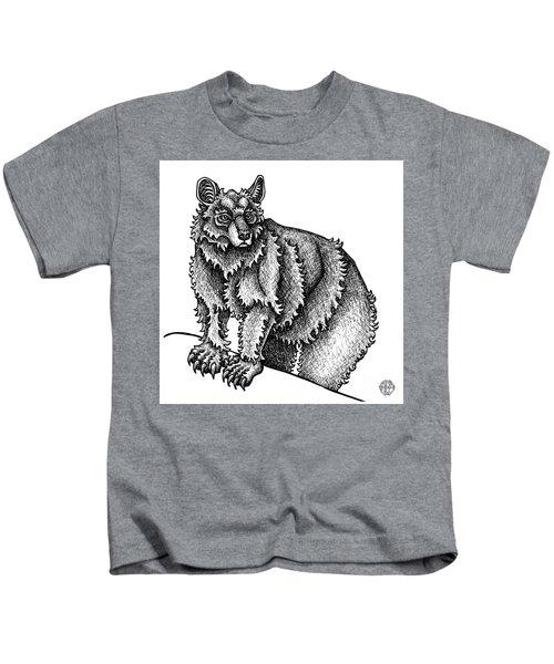 Black Bear Kids T-Shirt