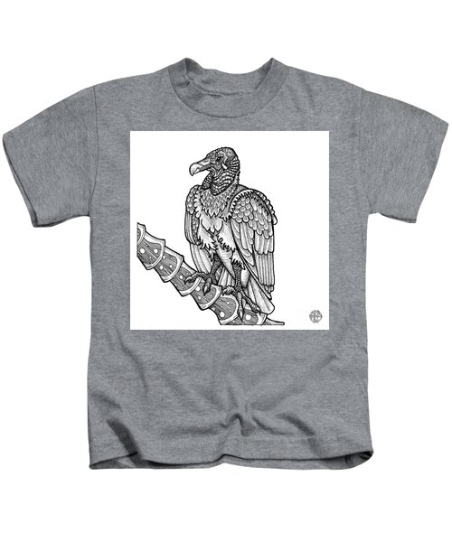 Black Vulture Kids T-Shirt