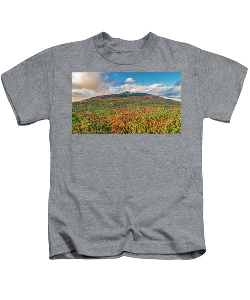 Blanketed In Color Kids T-Shirt
