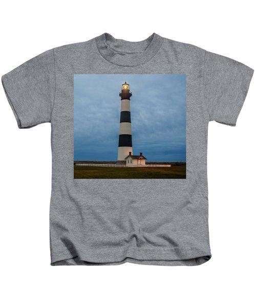 Bodie Island Lighthouse  Kids T-Shirt