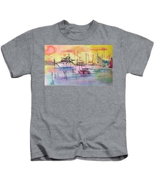 Boothbay 2  Kids T-Shirt