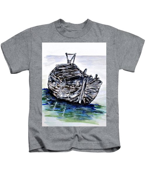 Broken But Afloat Kids T-Shirt