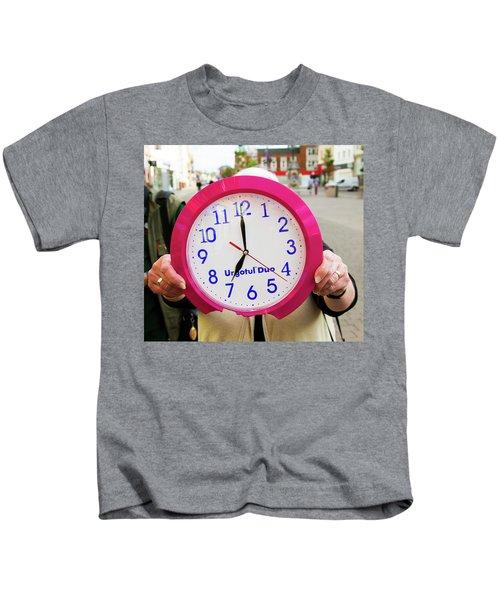 Broken Time Kids T-Shirt