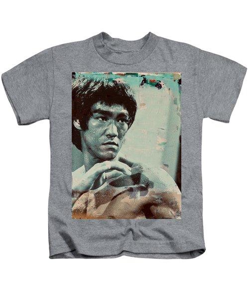Bruce Lee Kids T-Shirt