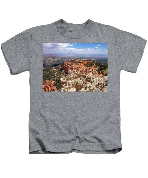 Bryce Canyon High Desert Kids T-Shirt