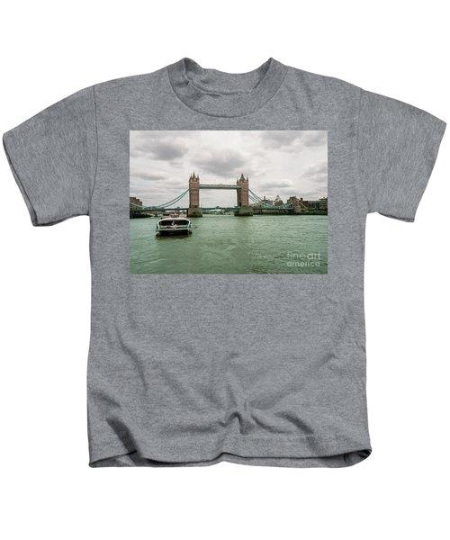 Building Bridges Kids T-Shirt