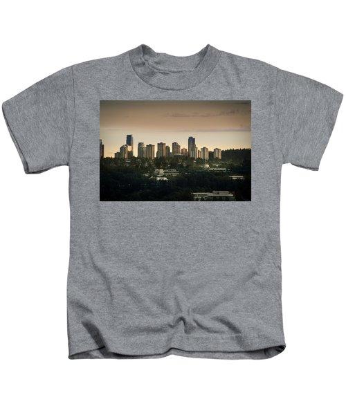 Burnaby Dusk Kids T-Shirt