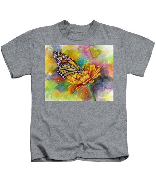 Butterfly Kiss Kids T-Shirt