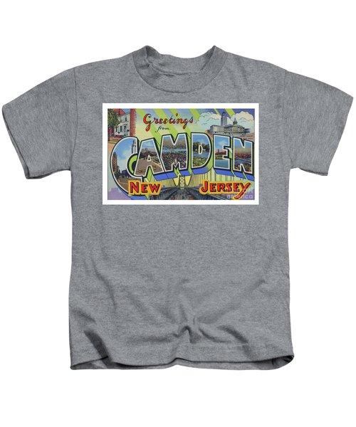 Camden Greetings Kids T-Shirt