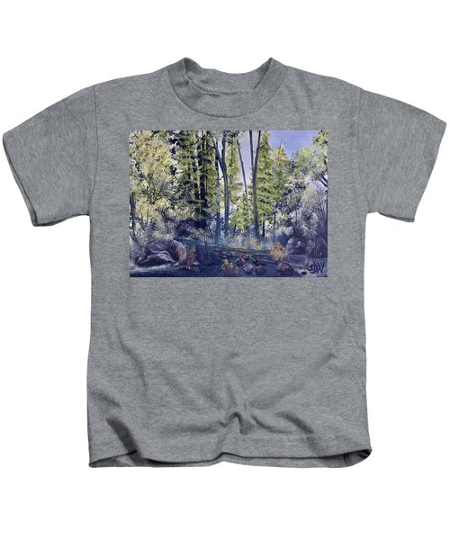 Camp Trail Kids T-Shirt