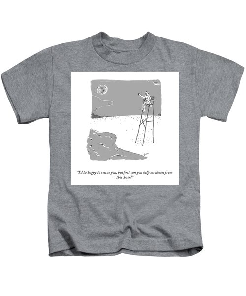 Can You Help Me Kids T-Shirt