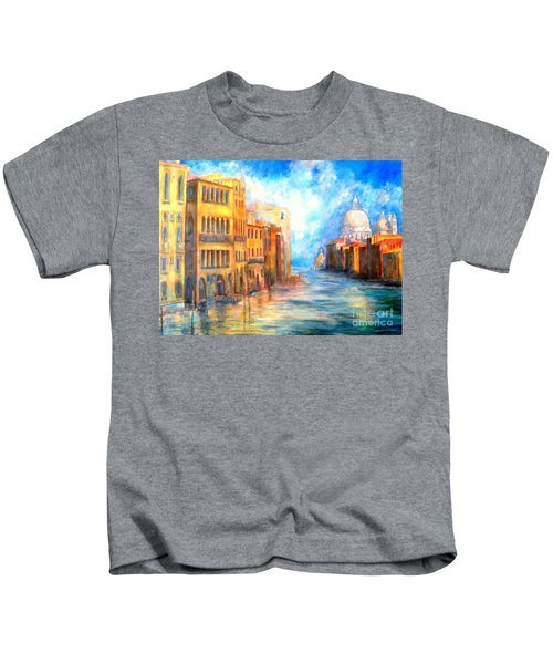 Canale Grande Kids T-Shirt