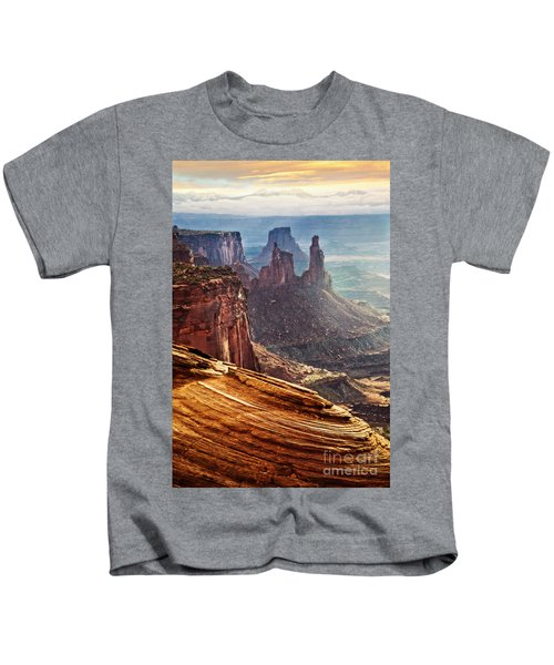 Canyonlands Kids T-Shirt