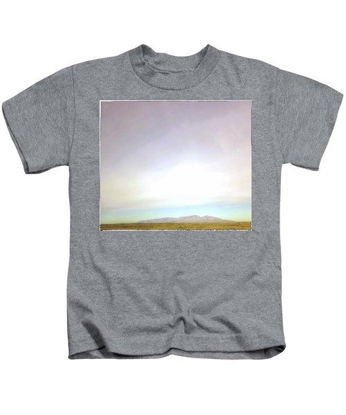 Capitan Mountain Kids T-Shirt