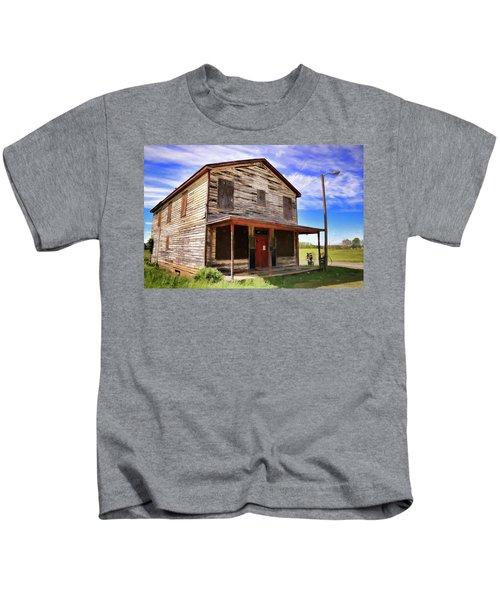 Carter's Store In Goochland Virginia Kids T-Shirt