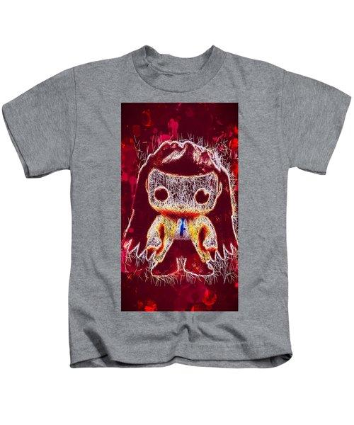 Castiel Supernatural Pop Kids T-Shirt