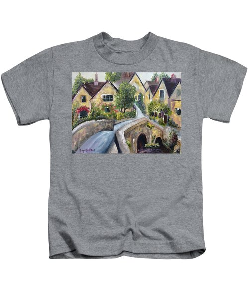 Castle Combe Kids T-Shirt