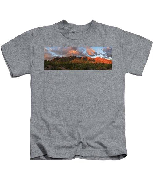 Catalina Mountains, Arizona Kids T-Shirt