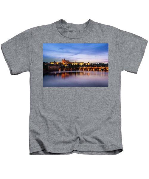 Charles Bridge Kids T-Shirt