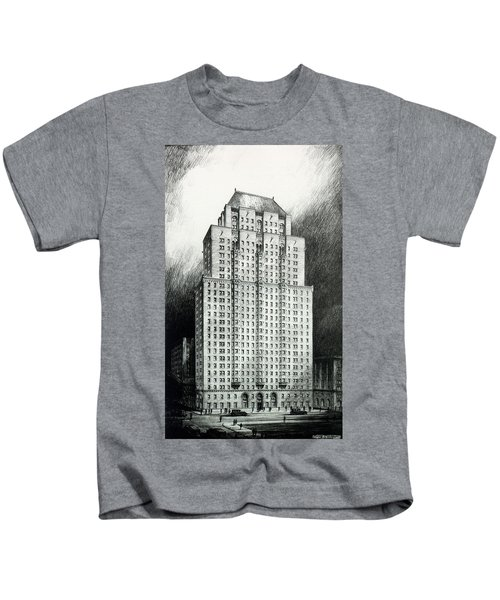 Chateau Crillon Kids T-Shirt