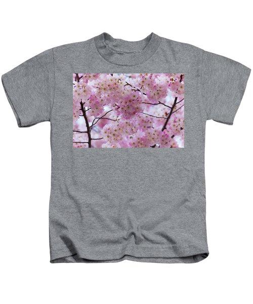 Cherry Blossoms 8625 Kids T-Shirt