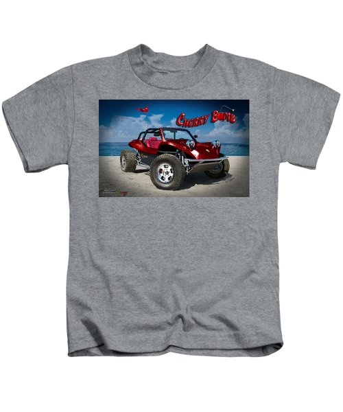 Cherry Bomb Kids T-Shirt
