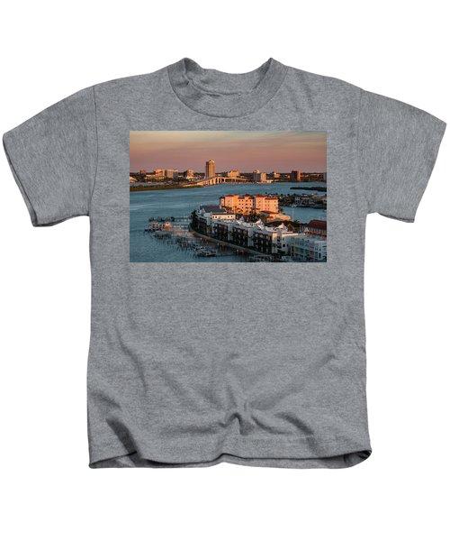 Clearwater Evening Kids T-Shirt