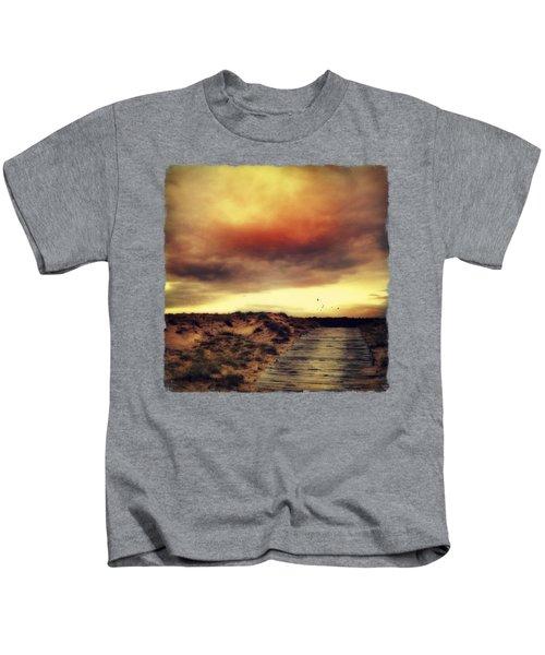 Cloud No. 9 Kids T-Shirt