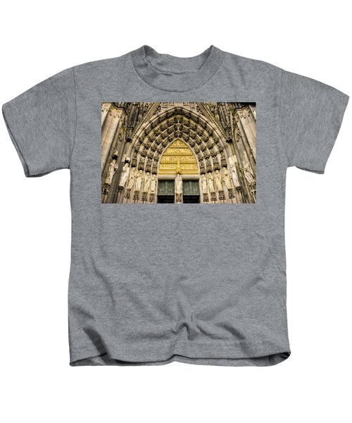Cologne Cathedral Kids T-Shirt