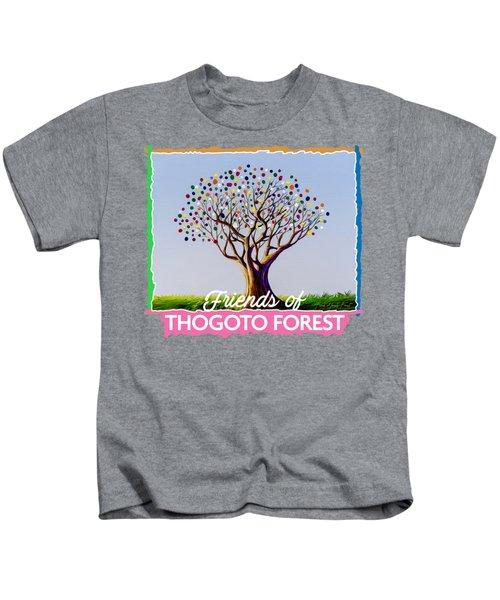 Community Tree Kids T-Shirt