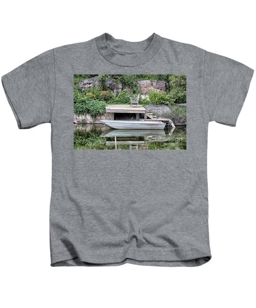 Concho Reflections Kids T-Shirt